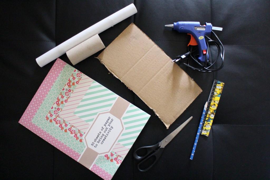 DIY - porte bracelet : Liste du matériel