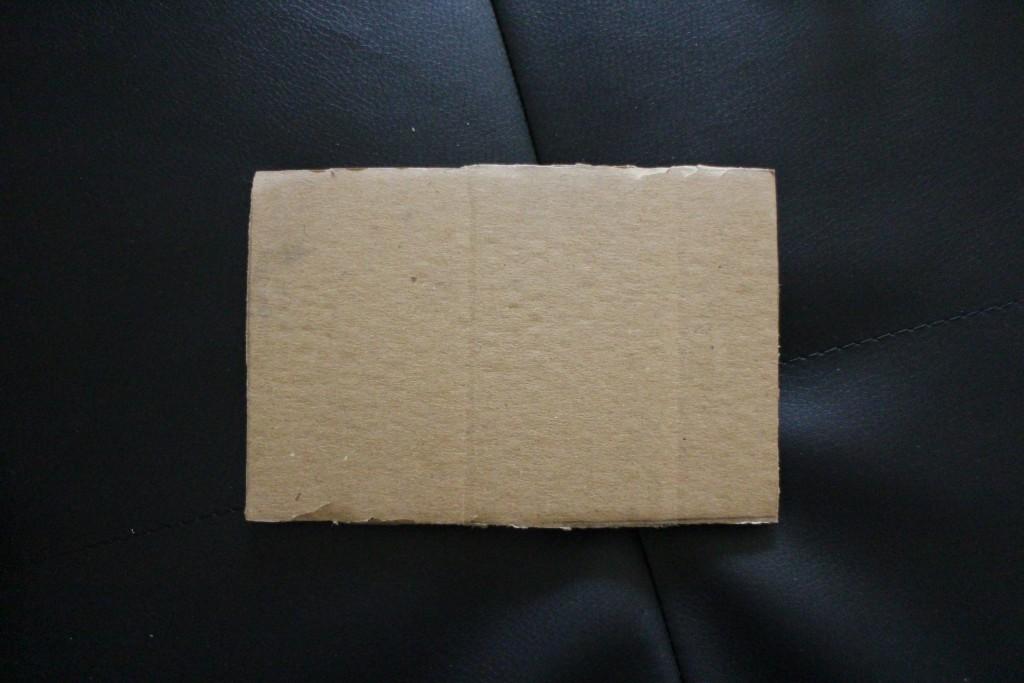 2 - carton en 10x15 cm