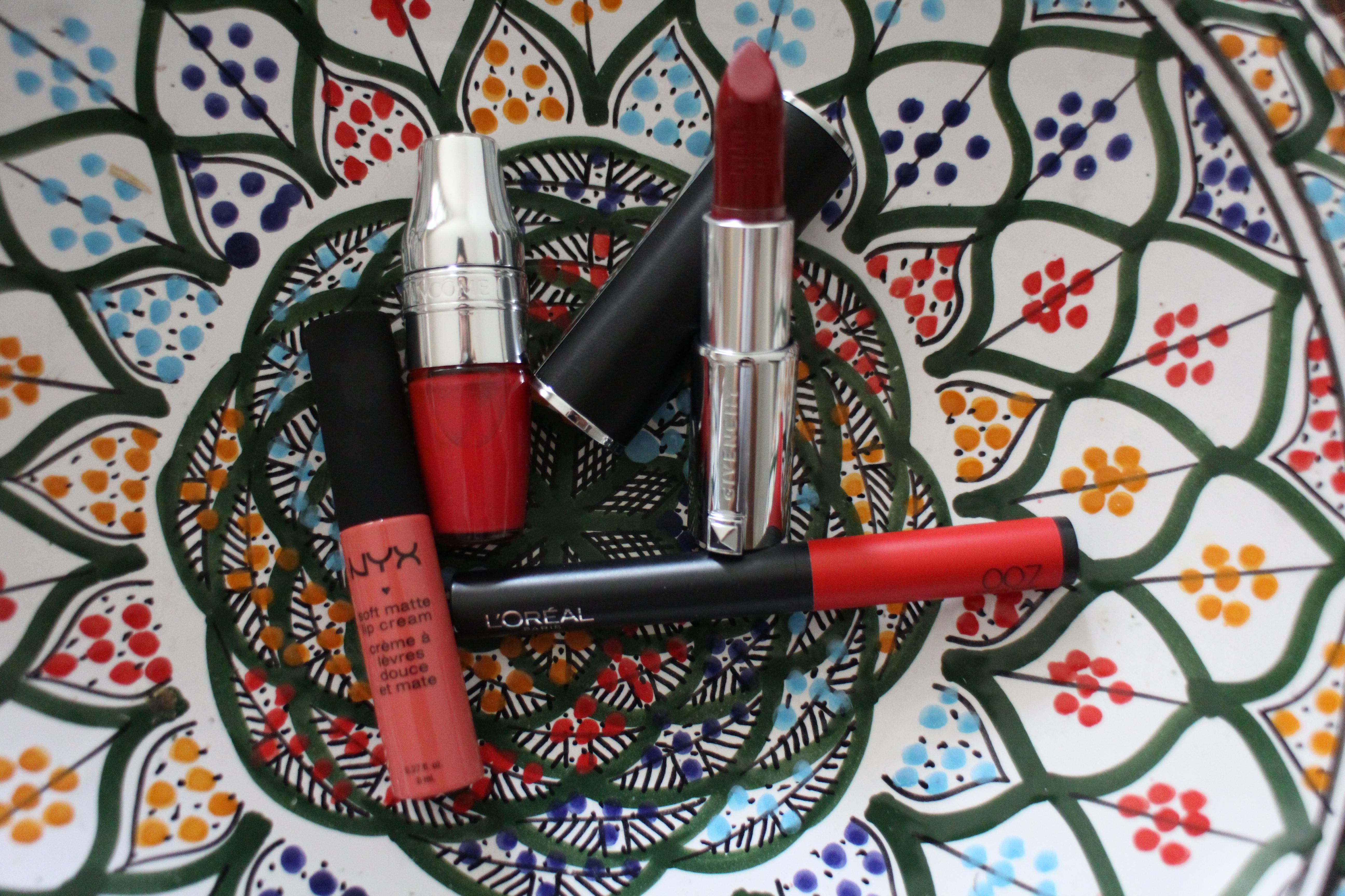 #BOTY2016 - catégorie lipstick