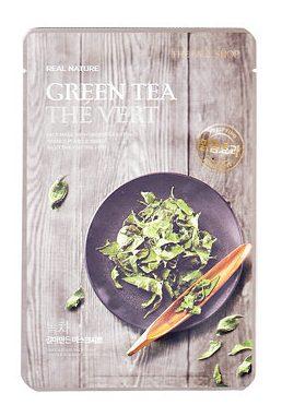Masque visage thé vert