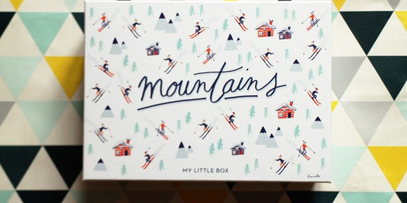 My Little Box Février : Mountains