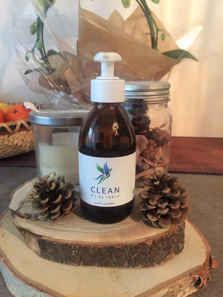 Programme complet Iskin pour peaux acnéiques CLEAN