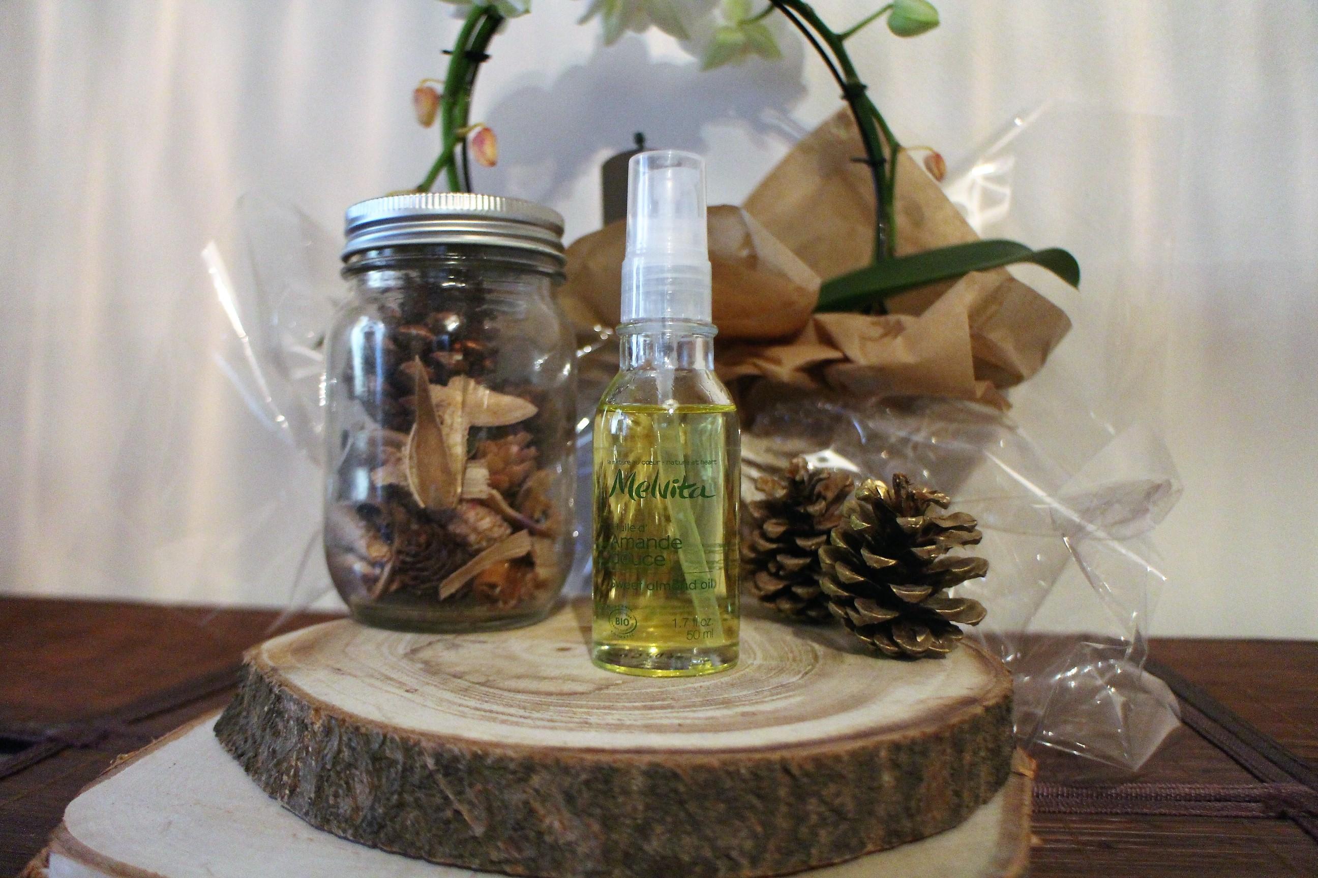 Mes huiles végétales indispensables - Huile d'amande douce