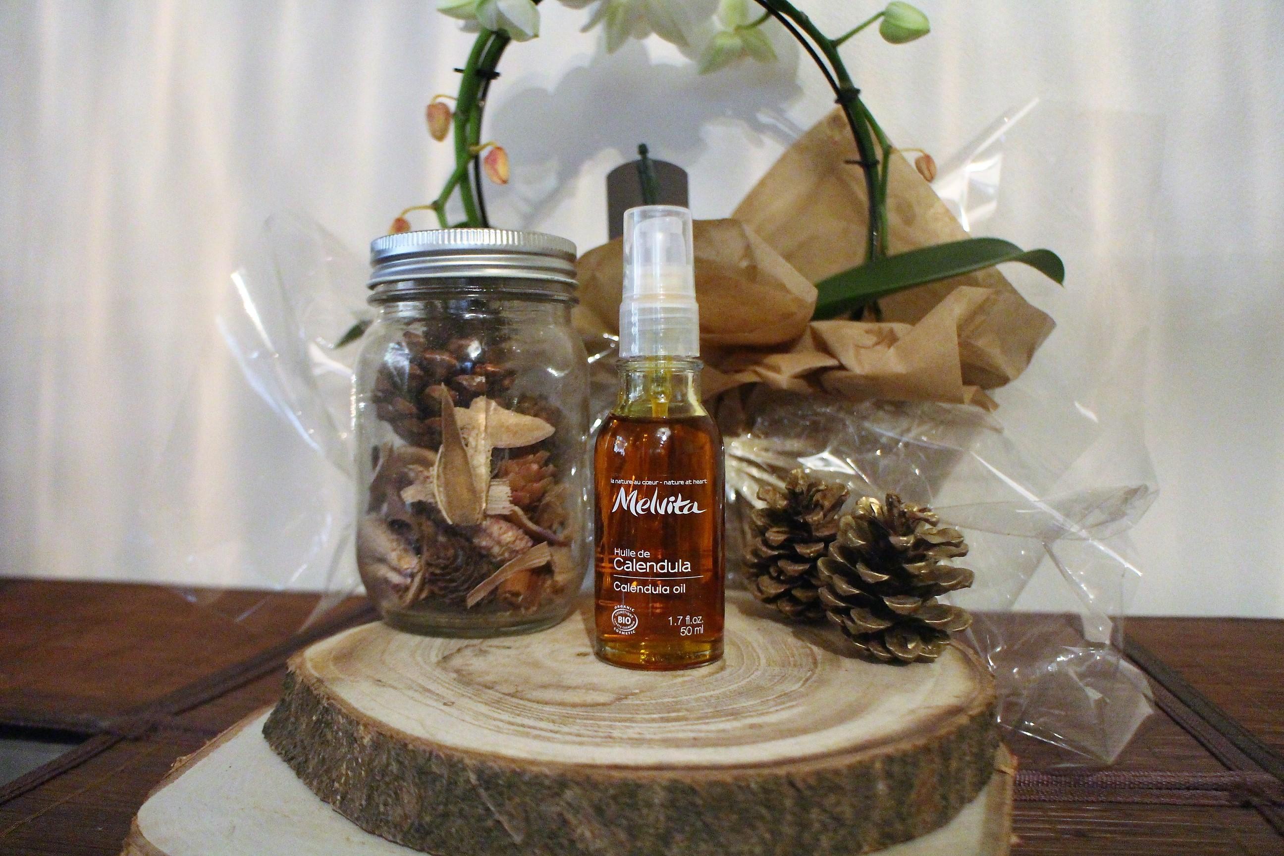 Mes huiles végétales indispensables - Huile de calendula