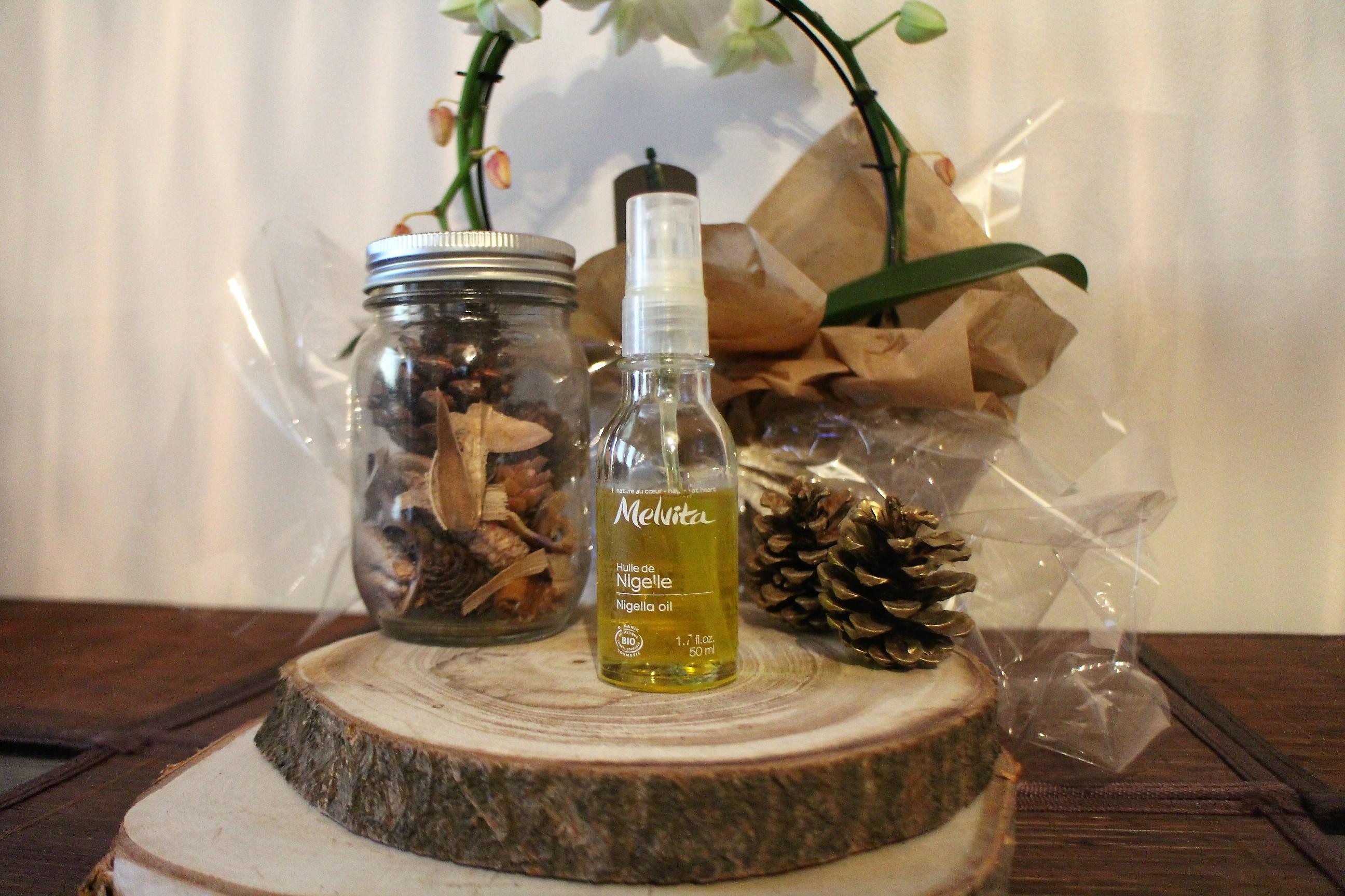 Mes huiles végétales indispensables - Huile de nigelle