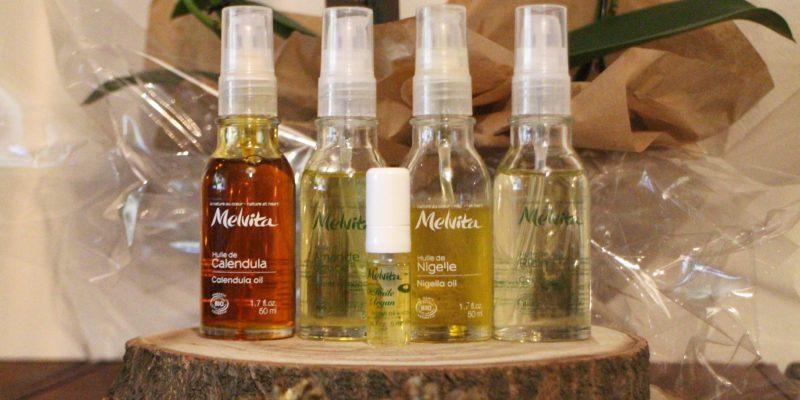 Mes huiles végétales indispensables