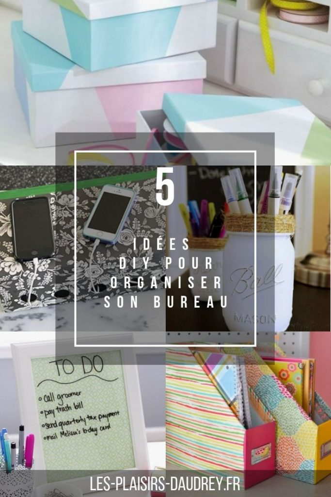 5 DIY Organisation Bureau