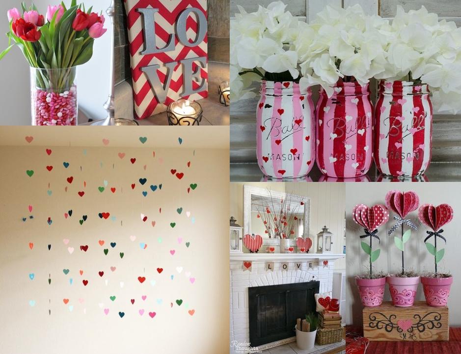 Décoration Saint Valentin
