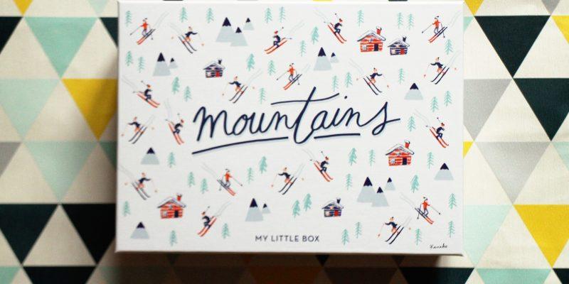 My Little Box Février : Mountains