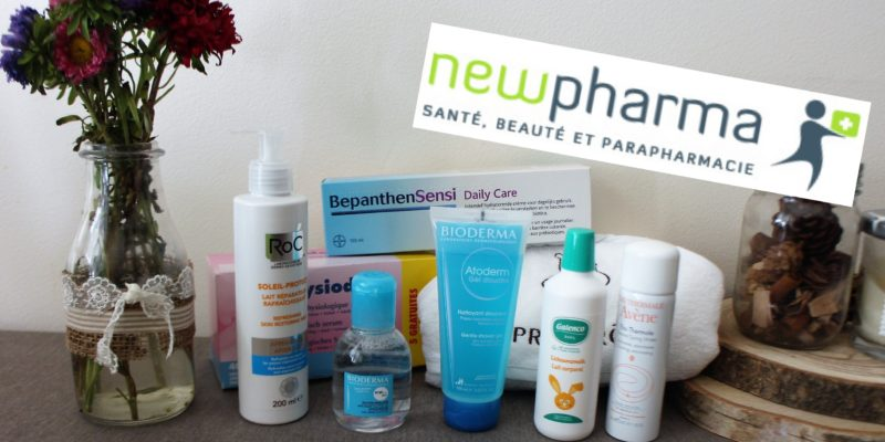 Newpharma box bébé