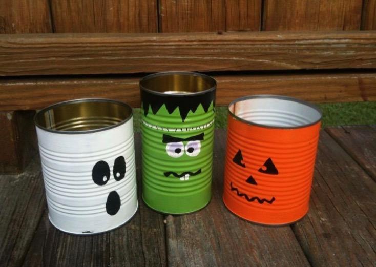 DIY faciles Halloween